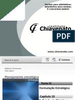 Chiavenato - Planejamento Estrategico_cap_10