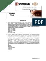 Balotario Examen Final Oral Io-1