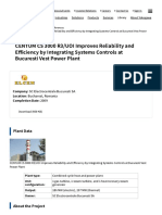 CENTUM CS 3000 R3_UOI Improves Reliability and Efficiency by Integrating Systems Controls at Bucuresti Vest Power Plant _ Yokogawa Electric Corporation