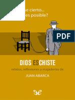 Abarca Sanchis Juan - Dios Es Chiste