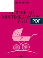 Becker Rose M - El Bebe Mi Multimillonario Y Yo - Vol 3