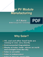 Solar Pv Module Manufacturing Dtbarki