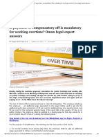 Payment of overtime - Oman labour law.pdf
