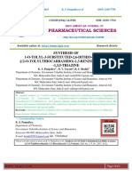 DEVELOPMENT AND VALIDATION OF STABILITY INDICATING RP-HPLC METHOD FOR SIMULTANEOUS ESTIMATION OF SOFOSBUVIR AND LEDIPASVIR IN TABLET DOSAGE FORM