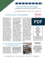 Hsr Newsletter September