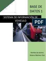 Sistemas de Información en El Vehículo