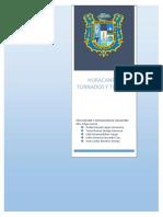 Huracanes Tornados y Tifones