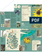 Raystown Lake - Hillside Nature Trail Brochure
