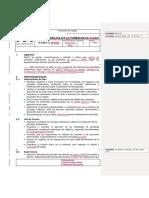 IT-5-PE-7-11 Prueba Hidrostatica de Cañerias Rev0