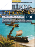 La Iliada d Homer -Eureka 2007