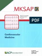 MKSAP 17 Cardiovascular System
