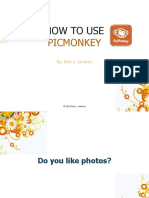 How to Use Picmonkey_maria Femilia c Ramirez