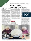 Gerda Tolk Roze Oma Moet Opnieuw Uit de Kast