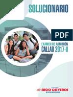Solucionario 2017-2