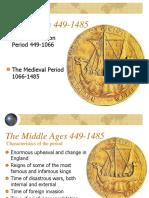 Anglo Saxon Period Literature