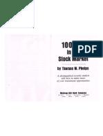 100 to 1 in Stock Market Thomas Phelps