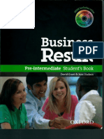 Business Result Pre Int Student