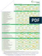 Calendar2018 CareerTrack Training