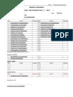 Pk07-2 Senarai Kehadiran