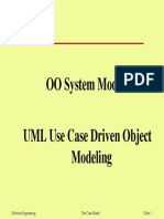 RC8 Use Case Modeling