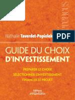 Taverdet-Popiolek, Nathalie Guide du choix dinvestissement.pdf