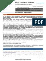 342445 Gabarito Justificado - Direito Empresarial