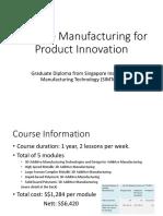 Additive Manufacturing SIMTech