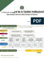Informe Integral de Gestion 4 Trimestre de 2016
