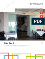 2. en - Ditec Rex Brochure