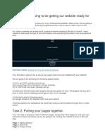 3. organize your web site.docx
