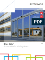 2. en - Ditec Valor Brochure