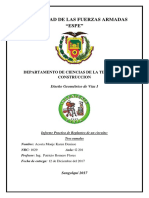 Informe Replanteo_Método Coordenadas Polares