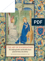 The Art of Illumination the Limbourg Brothers and the Belles Heures of Jean de France Duc de Berr