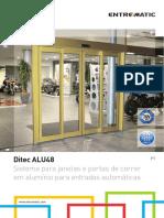 4. PT - Ditec ALU48 Brochure (1)