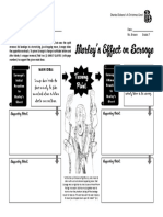 christmas carol - stave 1 - main idea   supporting details - effect of marley on scrooge  pdf