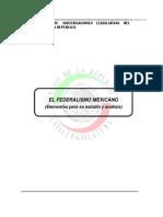 Federalismo_Mexicano Del PDF