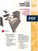 Sampling Systems Brochure