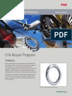 Barden Cf6 Series Repair Program