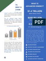 AEN 2017 Market Report Highlights