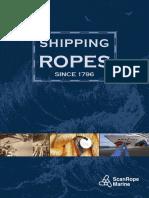 ScanRope Marine Katalog