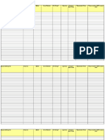 Attach C Equip Inventory Template