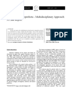 Amelogenesis Imperfecta Multidisciplinary Approach
