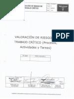 3, 6 y 8.- Doc-sig-001 Valoracion - Inventario - Evaluaciones de Riesgo