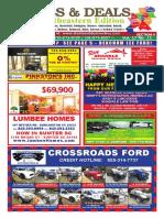 Steals & Deals Southeastern Edition 1-4-18
