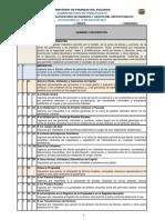 Clasificador Presupuestario de Ingresos y Gastos Del Sector Público