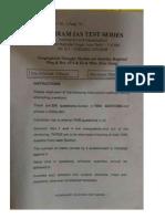 Shabbir Sir Geography Optional Test 1 - 4.pdf
