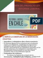 Ppt Proyecto Ley Rforma Laboral Resumen