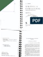 Greimas a J Semantica Estructural Pag 263 293