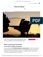 The Culture of Wine in France - French Learning Article