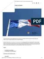 How to Optimize Your Diction in French - French Learning Article - Italki